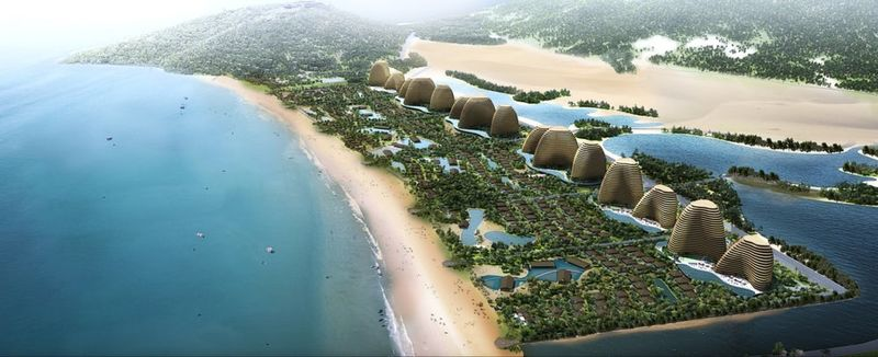 Mountainous Eco-Resorts