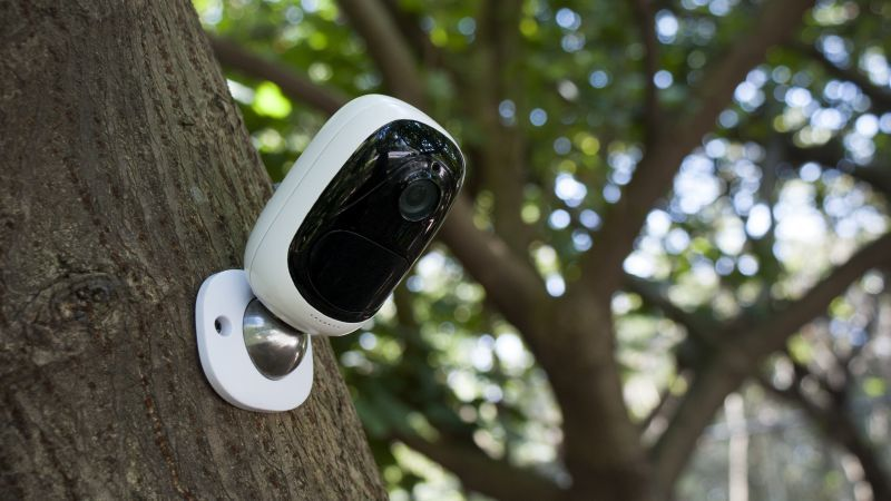 Weatherproof Wireless Security Cameras