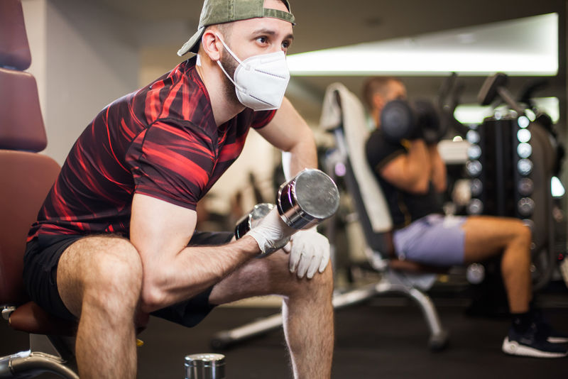 Safety-Focused Gym Reopenings