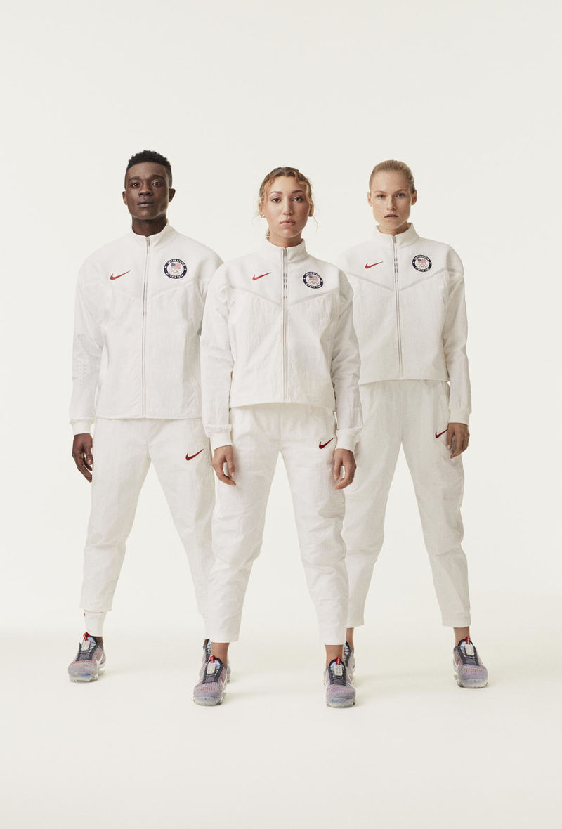 Sustainable Olympic Athleticwear
