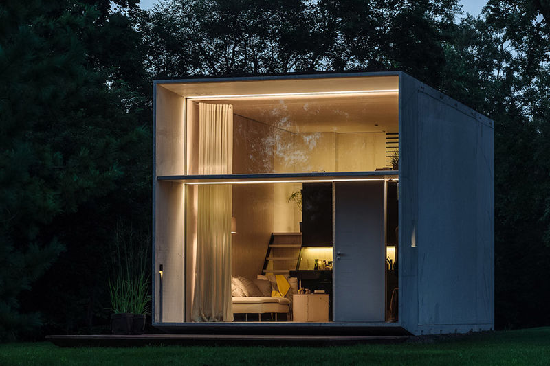 Moveable Prefab Dwellings