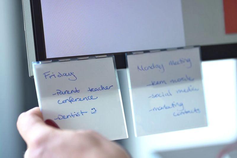 Mini Productivity Whiteboards