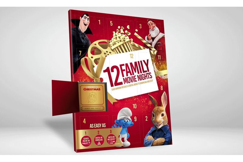 Family Film Advent Calendars