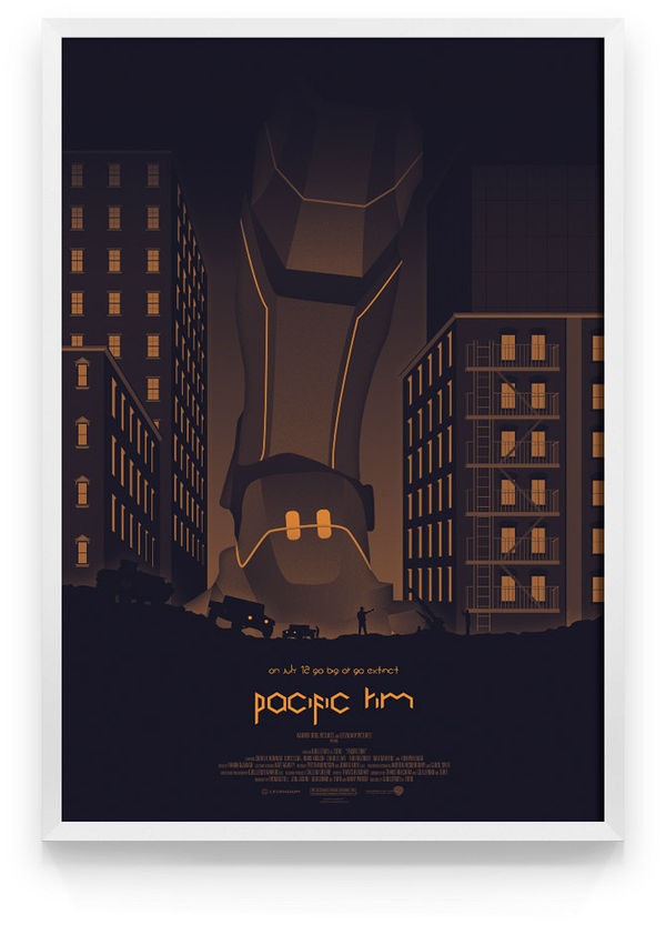 Chilling Movie Poster Recreations