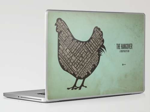 Movie Quote Laptop Skins
