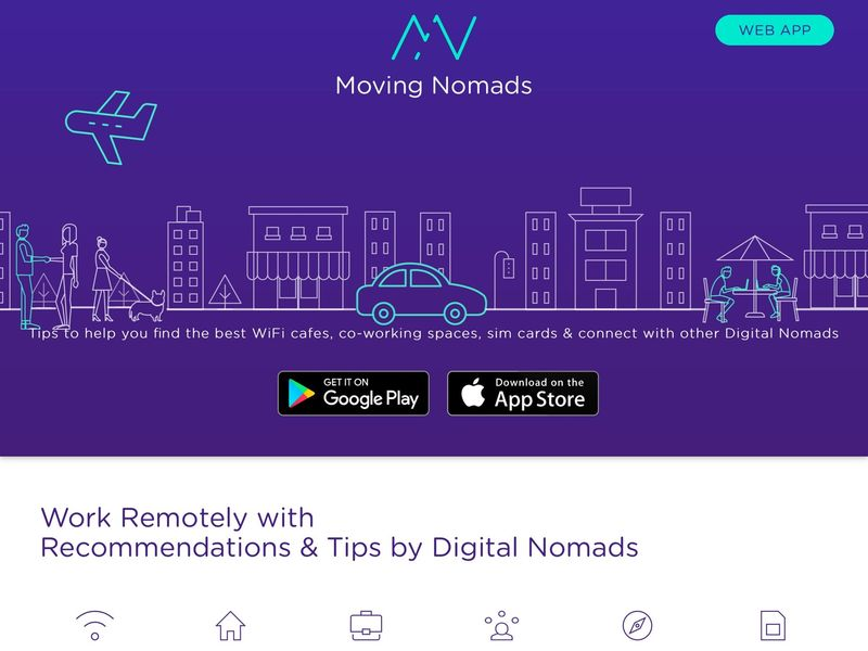 Digital Nomad Tip Platforms