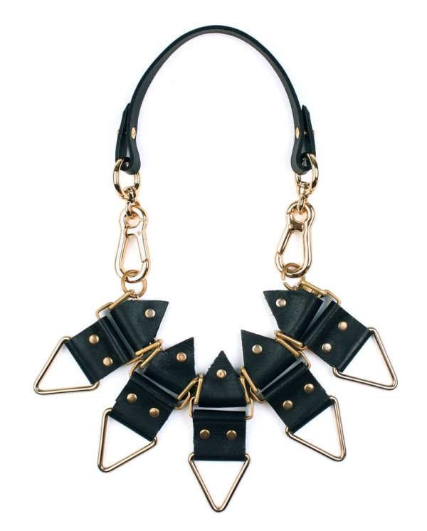 Chic Dominatrix-Like Jewelry