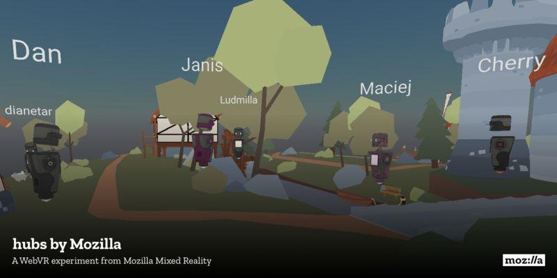 Social VR Landscapes
