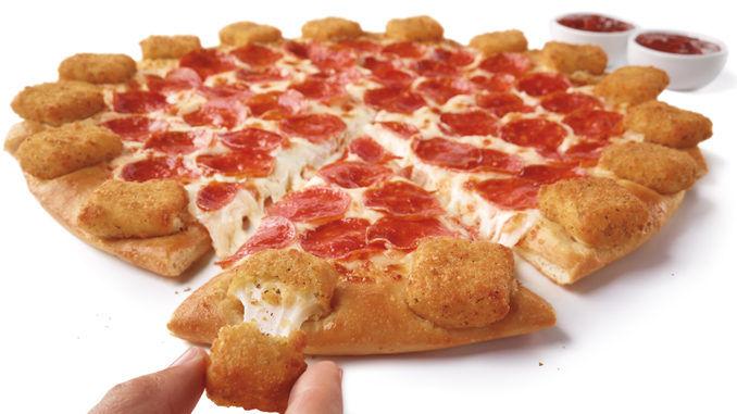 Mozzarella Pocket Pizza Crusts
