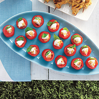 Refreshingly Summery Appetizers