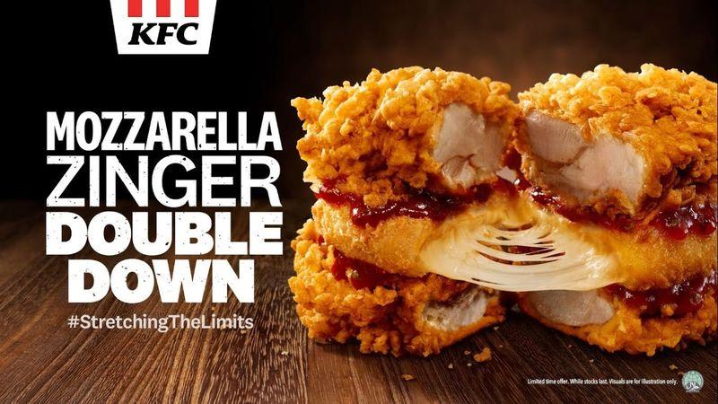 Mozzarella-Stuffed Chicken Burgers