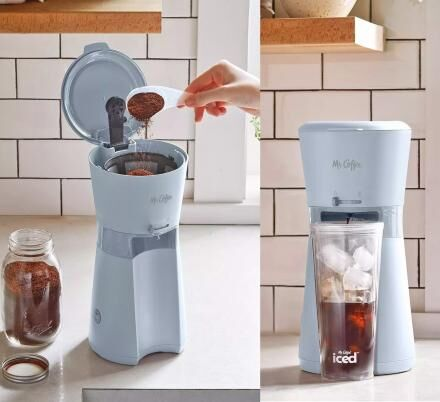 Dedicated Ice Coffee Brewers