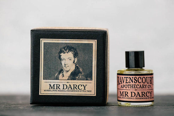 Victorian Character Colognes