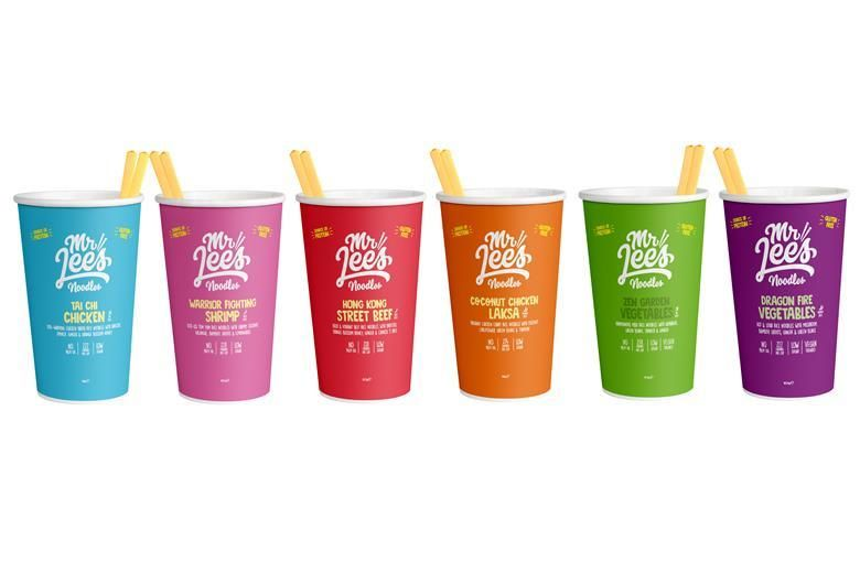 Reformulated Instant Noodle Products