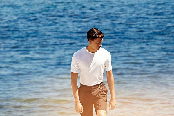Effortless Coastal Menswear