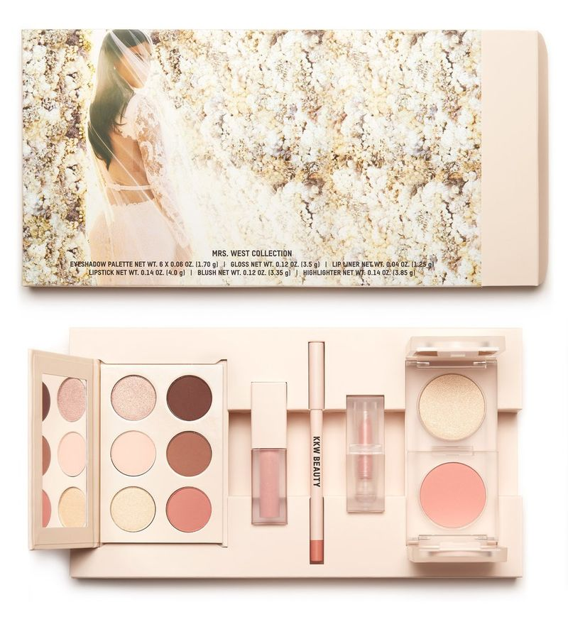 Celebrity Wedding Login: Celebrity Wedding Cosmetics : Mrs. West Collection