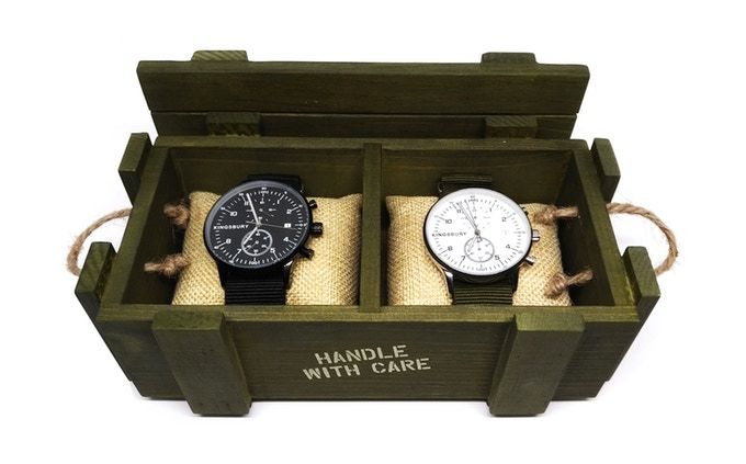 Aircraft-Inspired Watches