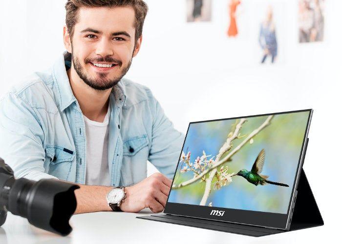 Remote Professional Laptop Screens