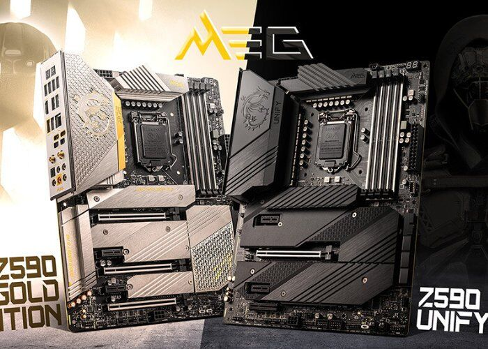 Style-Conscious Computer Motherboards