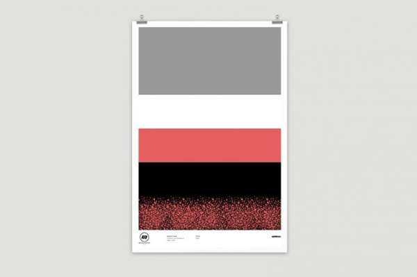 Minimalist Sneaker Screenprints