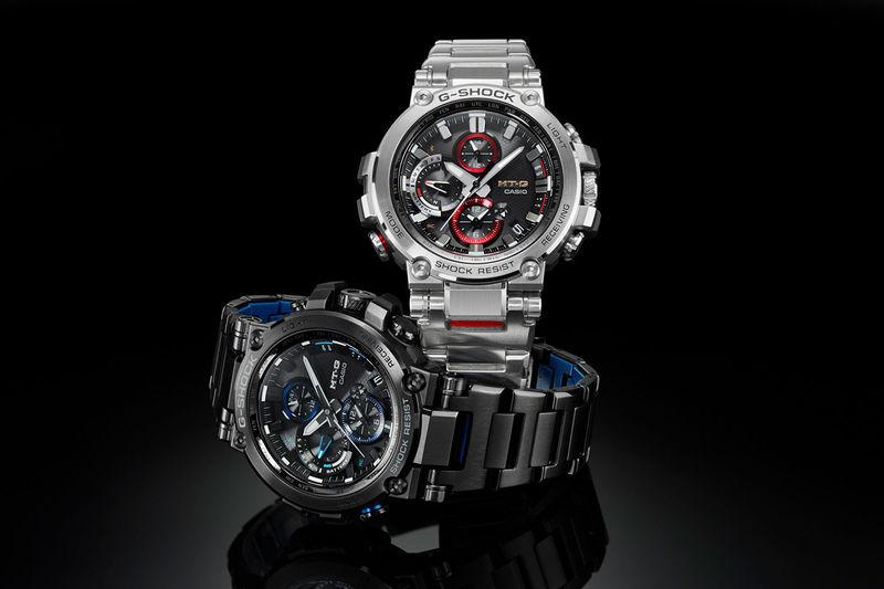Bluetooth-Activated Premium Timepieces