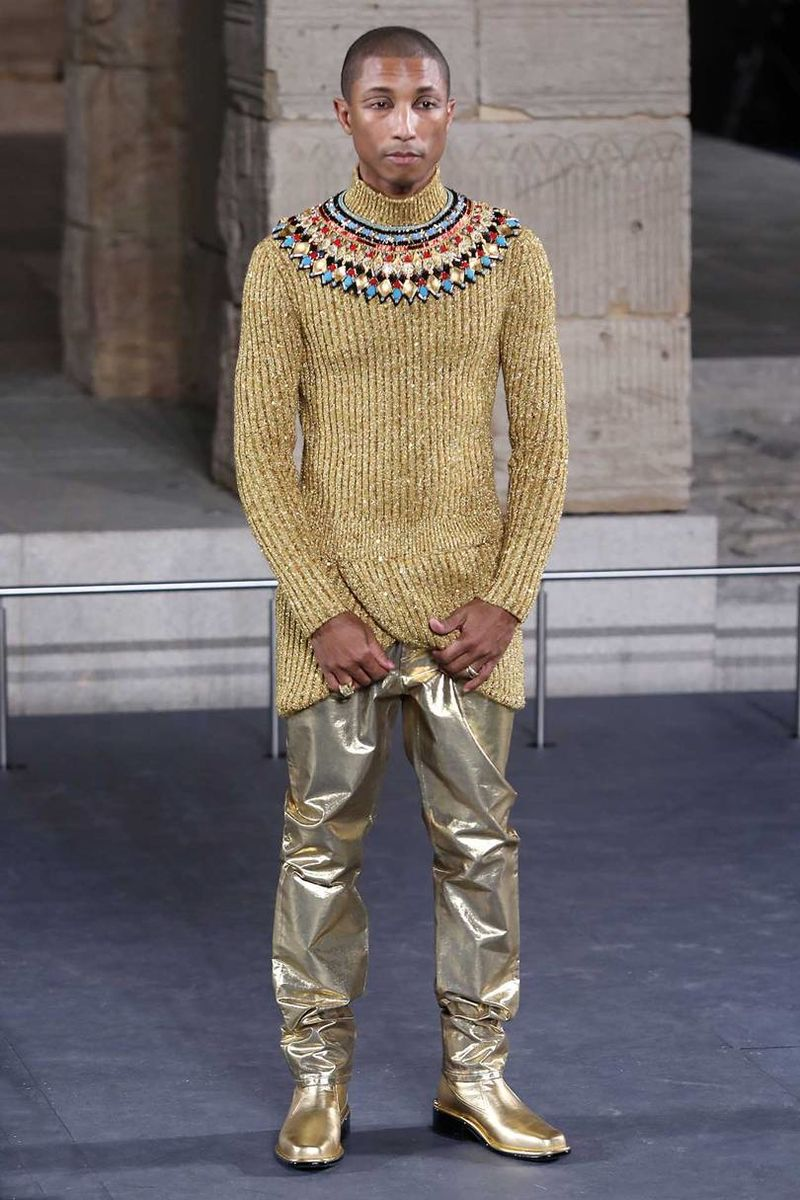 Egyptian-Inspired High Fashion Runways