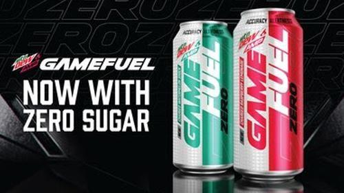 Calorie-Free Gamer Drinks