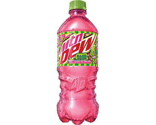 Refreshing Watermelon-Flavored Sodas