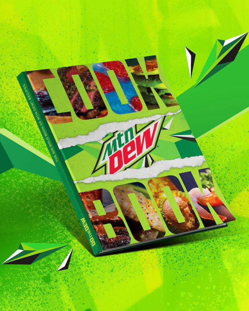 Soda Brand Cookbooks
