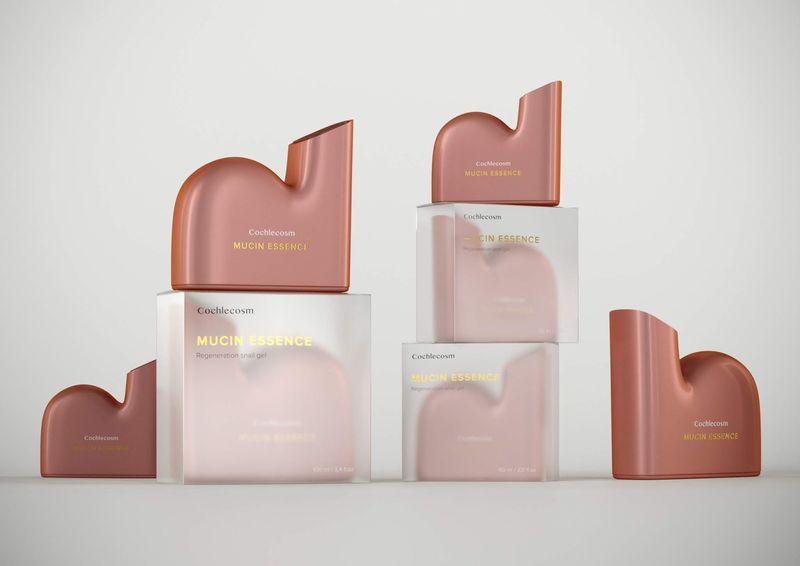 Snail-Inspired Skincare Branding