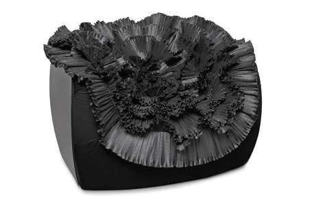 Eccentric Ruffled Seating