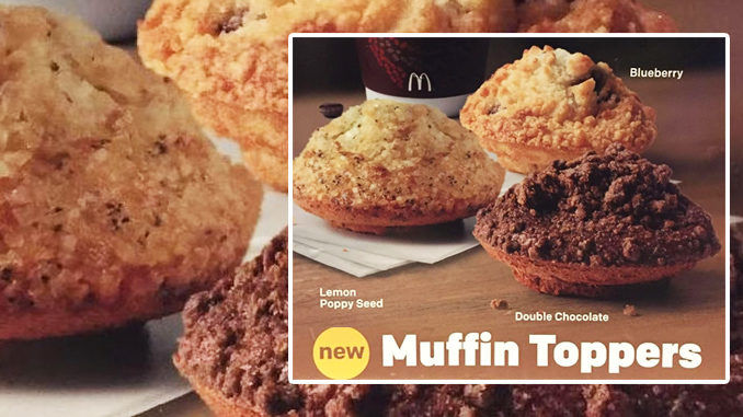 Muffin Top QSR Snacks