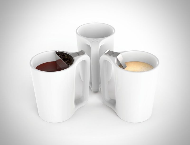 Magnetic Accessory Mugs