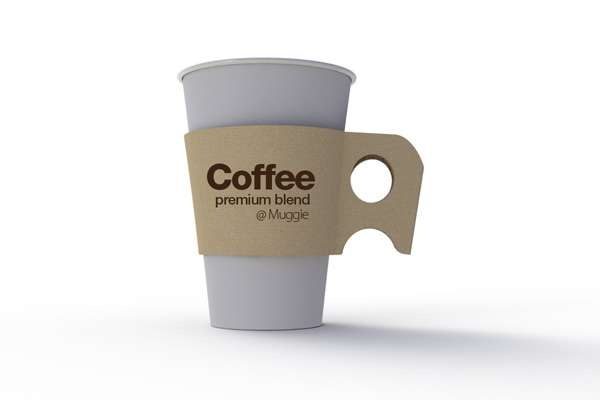 Clutchable Cup Sheaths Muggie Disposable Sleeve