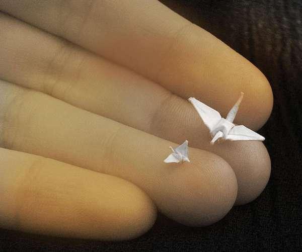 Itty-Bitty Origami