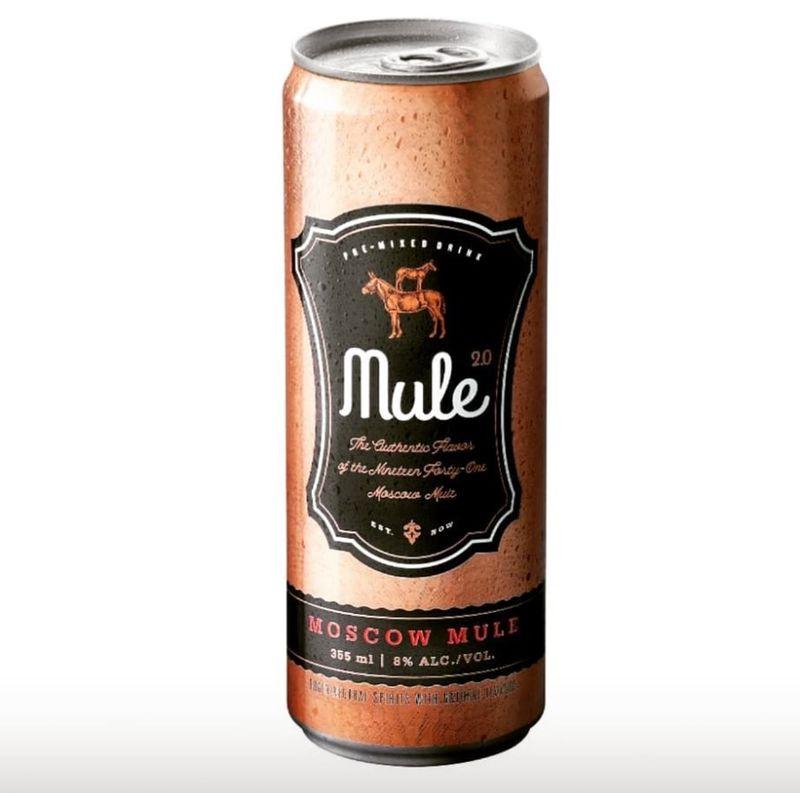 Convenient Grain-Based Cocktails