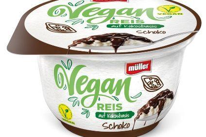 Coconut-Based Vegan Snacks