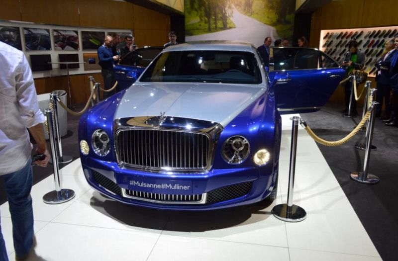 Opulent Luxury Limousines