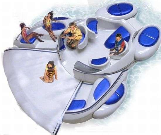 Family Beach Boats