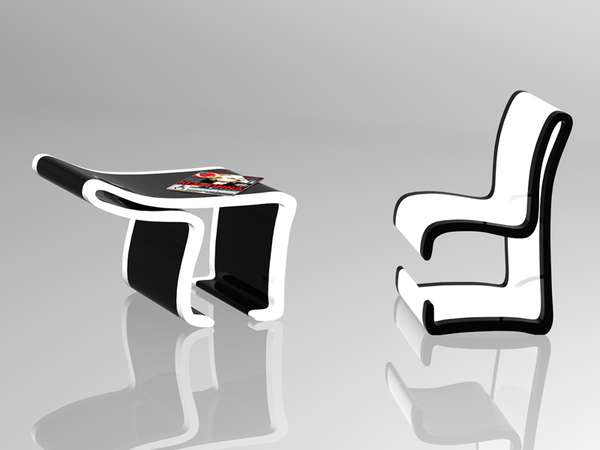 Multiple Personality Furniture