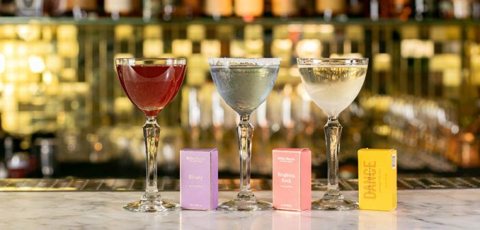 Multi-Sensory Cocktail Menus