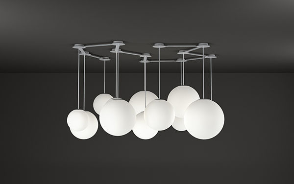 Exceptional Cloud Like Clustering Lamps Awesome Ideas