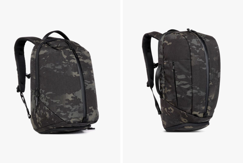Police-Inspired Camo Backpacks