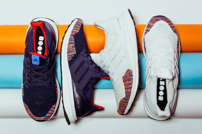 Colorful Woven Thread Shoes