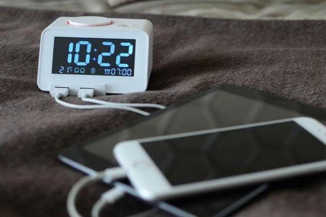 Multifunctional Bedside Gadgets