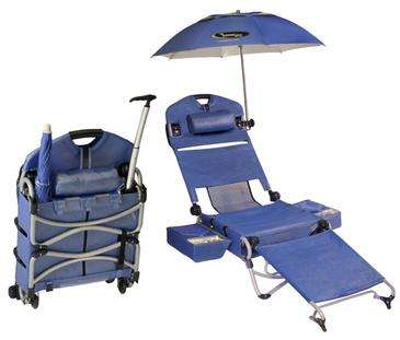 Multi-Functional Beach Chairs