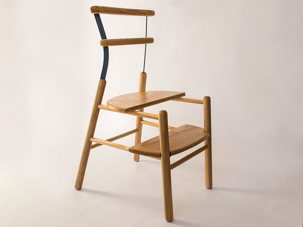 Minimalist Multifunctional Chairs