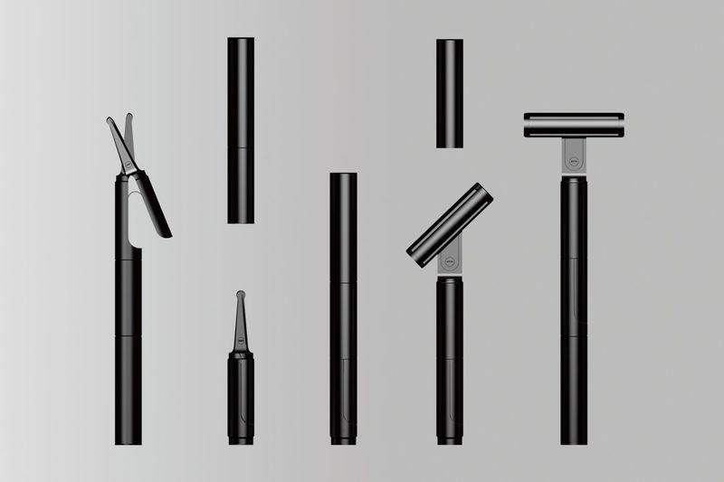 Shapeshifting Grooming Tools
