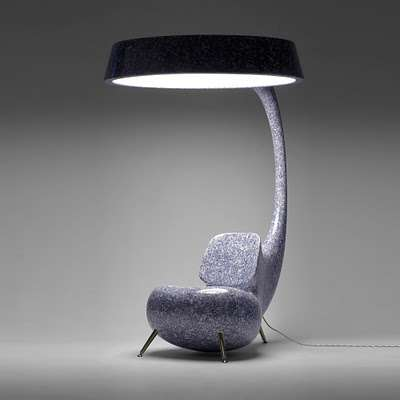 Hybrid Lamp Chairs