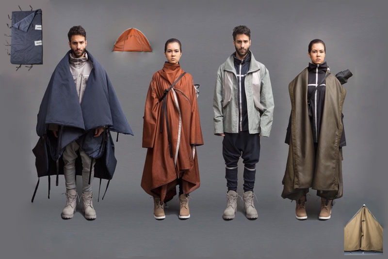 Multifunctional Outerwear Collections